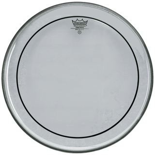 Remo 18 Pinstripe clear Bass Drum PS-1318-00