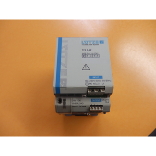 Lutze Power Supply NGP 24/10-2742