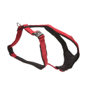 Wolters Halsband Professional Comfort Farbe: Rot/Black Gr. 2; 40-45 cm