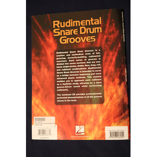 The Logical Approach Rudimental Snare Drum Grooves
