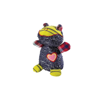 Hunter ? Toy For Dog Patchwork Perry Frog 23cm