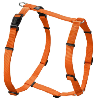 HUNTER NYLON HUNDE BRUSTGESCHIRR VARIO YPSILON Gr. XS orange