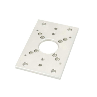 Base Plate, Used with UMR8 Series, MVN80 & UTR80 Series