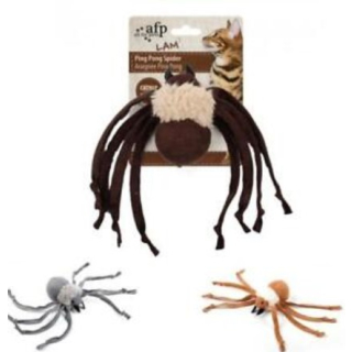 All for Paws Ping Pong Spider Lammfell