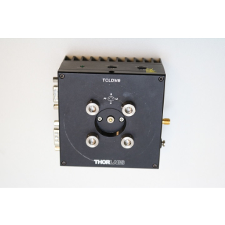 TCLDM9 - TE-Cooled Mount for Ø5.6 mm and Ø9 mm Lasers