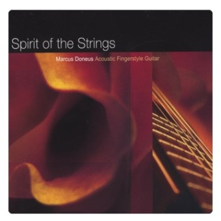 Marcus Doneus Acoustic Fingerstyle Guitar - Titel: Spirit of the Springs - CD