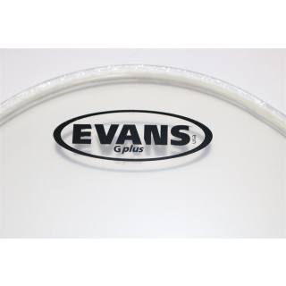 EVANS 10 G Plus Clear Drumfell