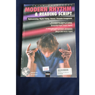 Modern Rhythm & Reading Script